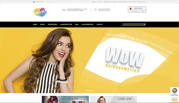 WOW Webshop